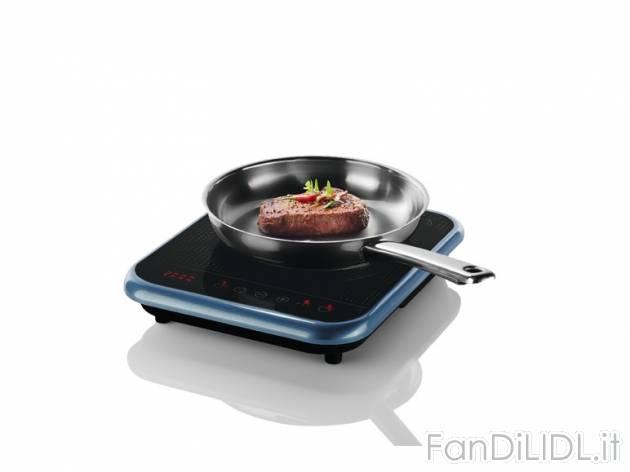 piastra a induzione portatile silvercrest ( al lidl ) sikp 2000 b1
